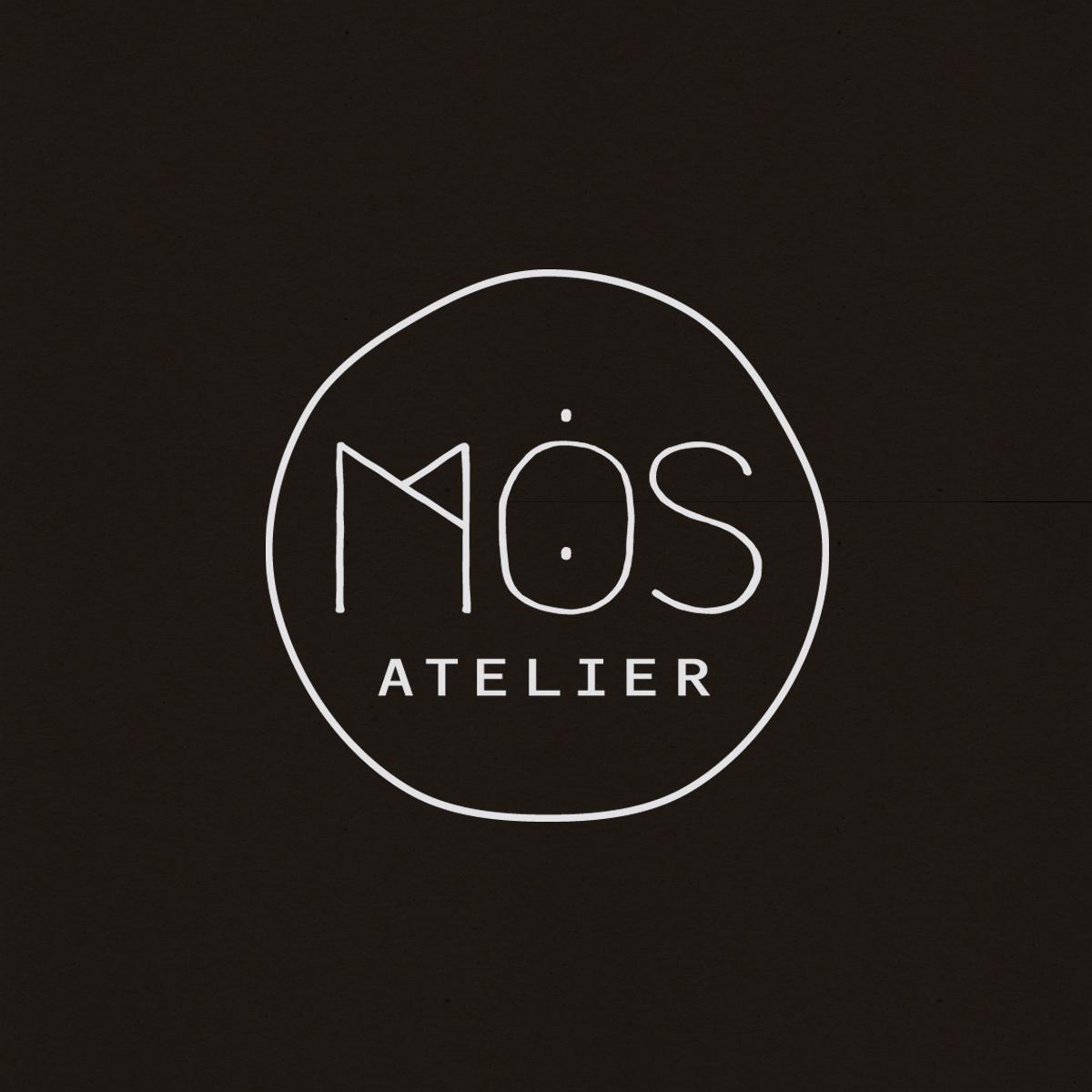 MOS logo blanc
