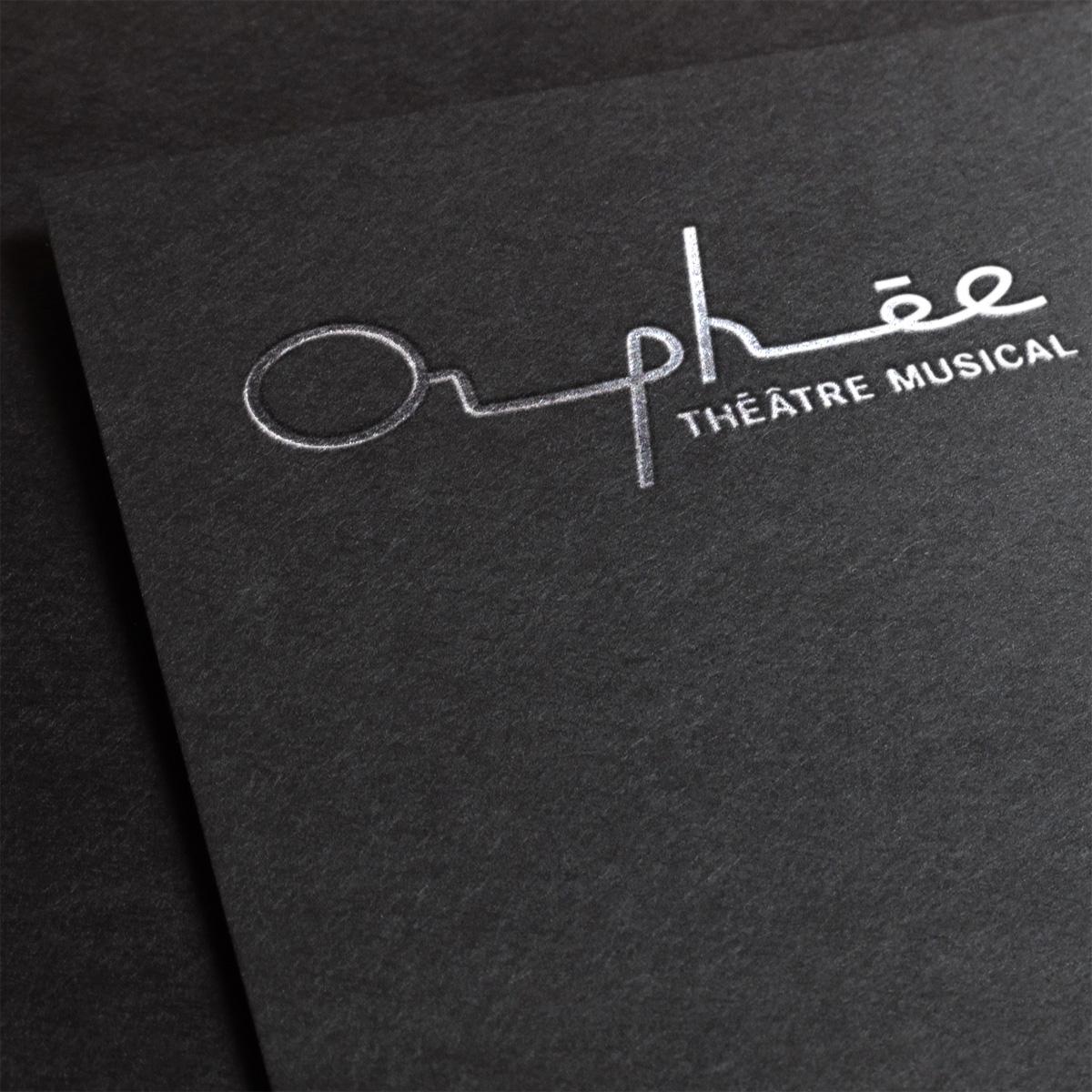 Orphée logo carte noire