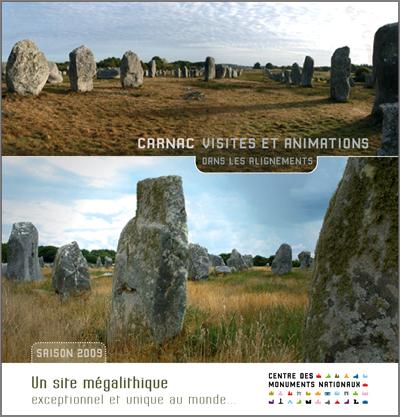 CMN couverture guide des visites 2009