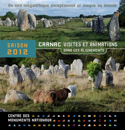 CMN couverture guide des visites 2012