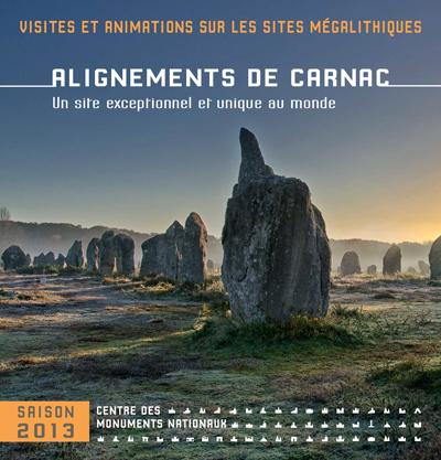 CMN couverture guide des visites 2013