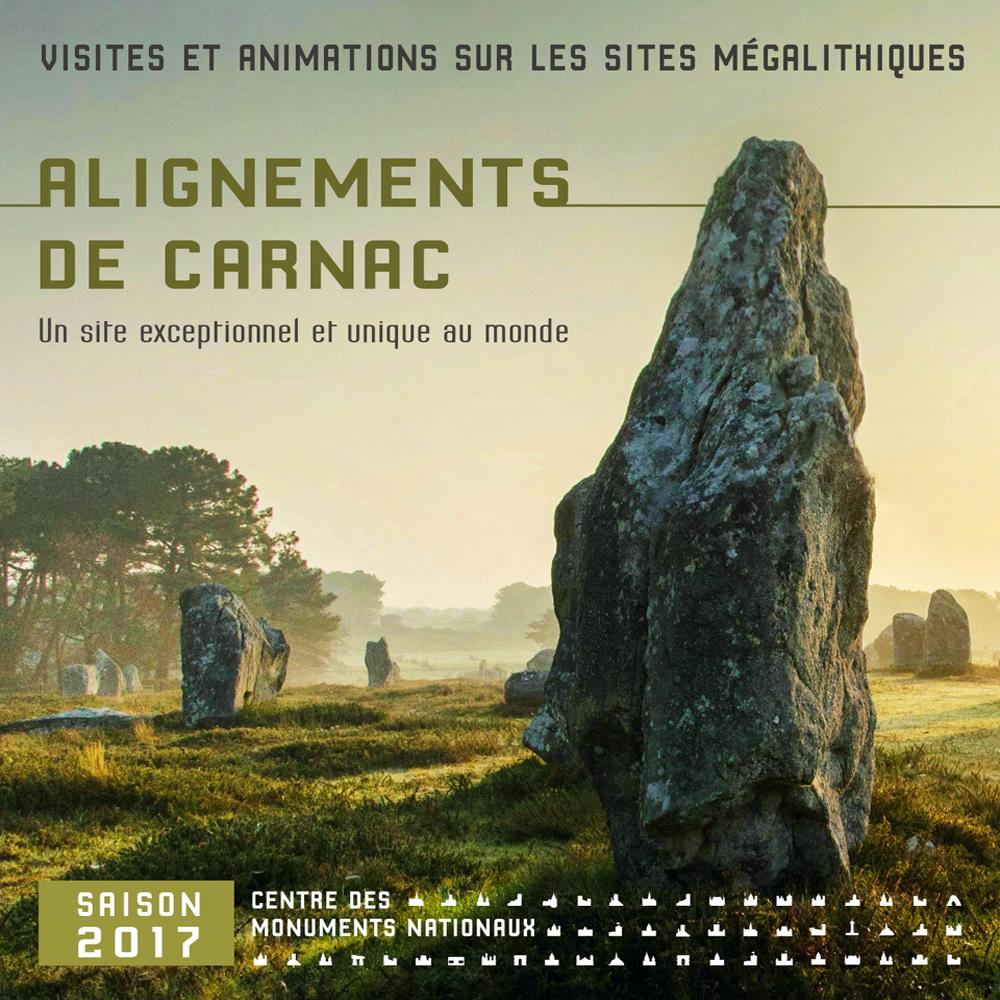 CMN couverture du guide des visites 2017
