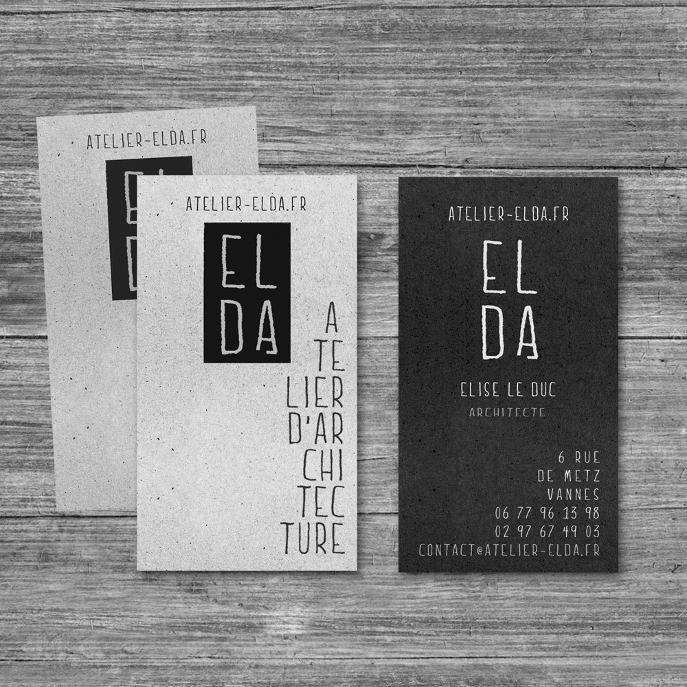 Carte de visite ELDA