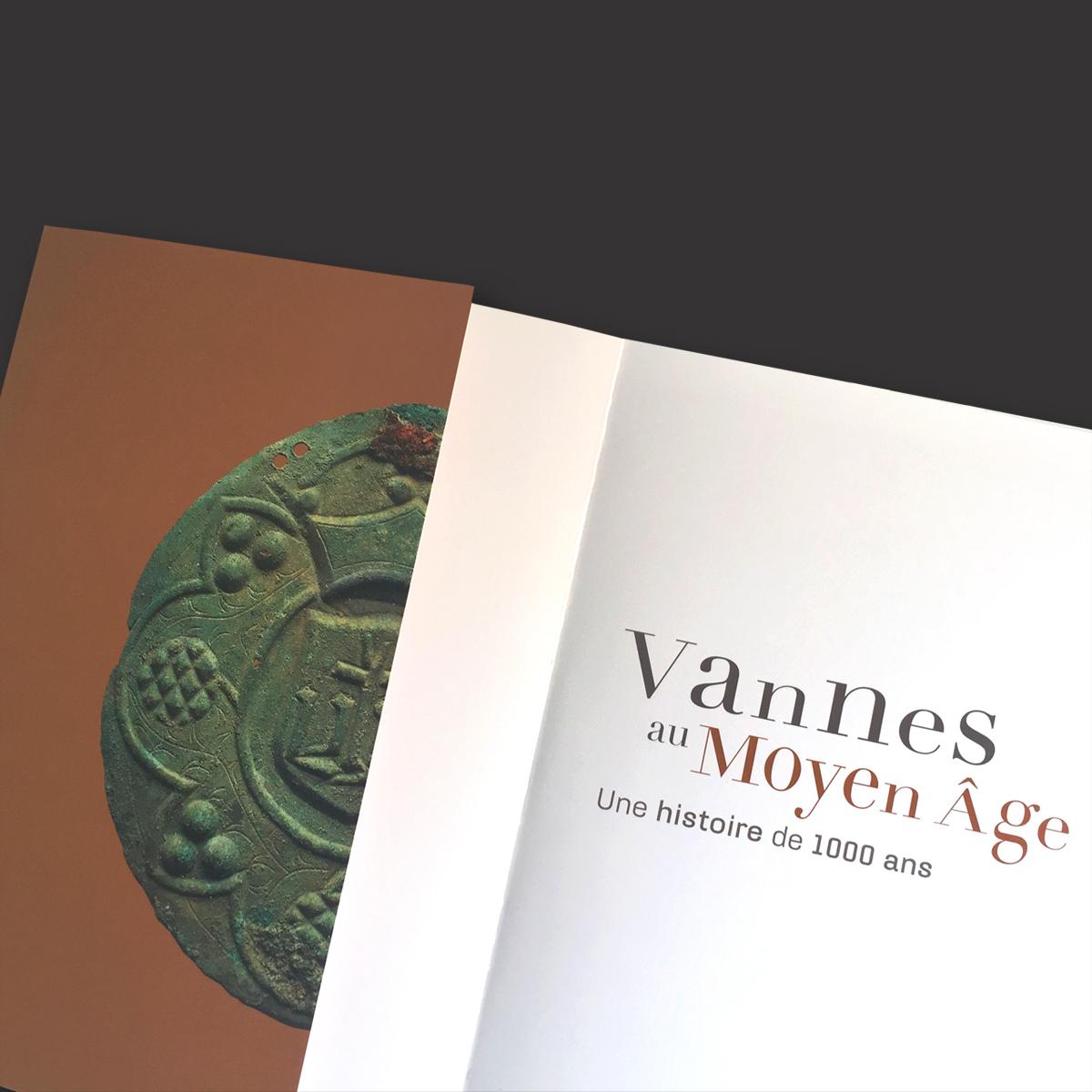 Catalogue Vannes au Moyen âge