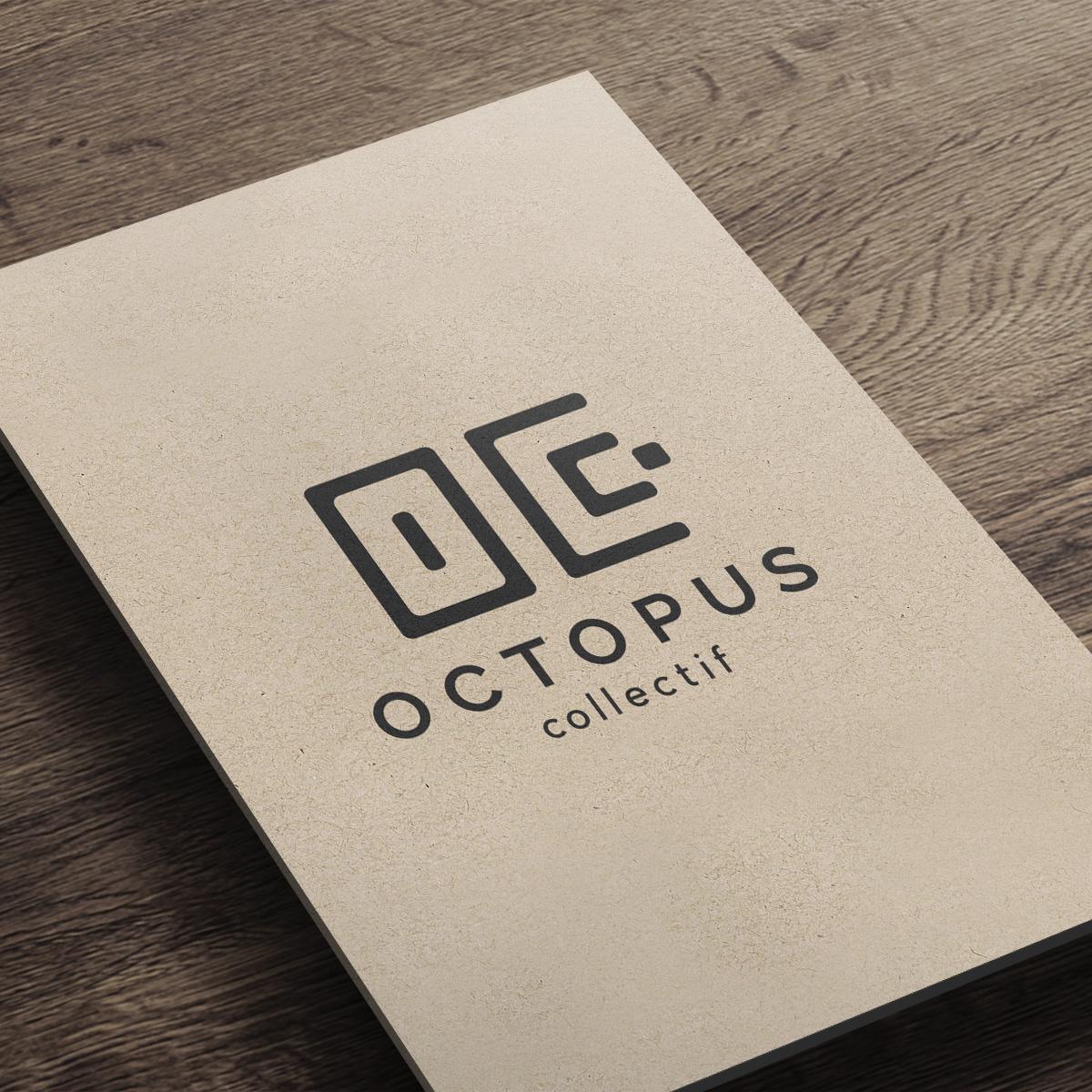 Logo du Collectif Octopus